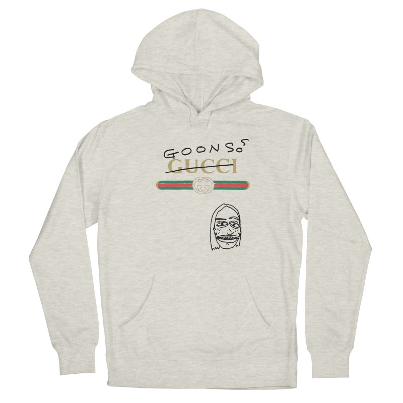 Goons! Women's French Terry Pullover Hoody by GOONS