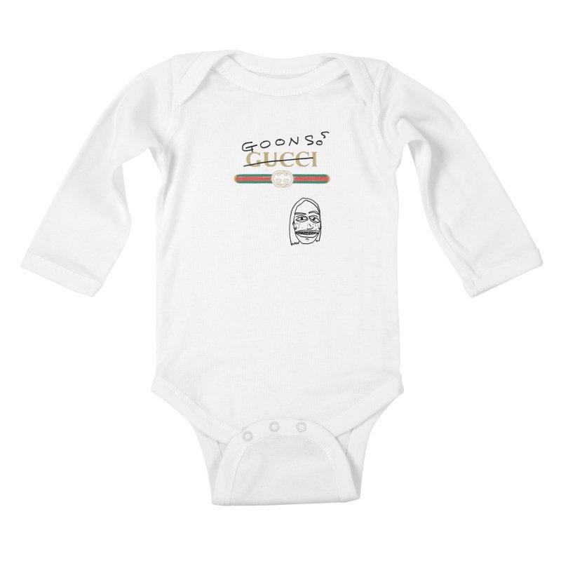 Goons! Kids Baby Longsleeve Bodysuit by GOONS