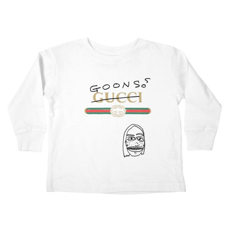 Goons! Kids Toddler Longsleeve T-Shirt by GOONS
