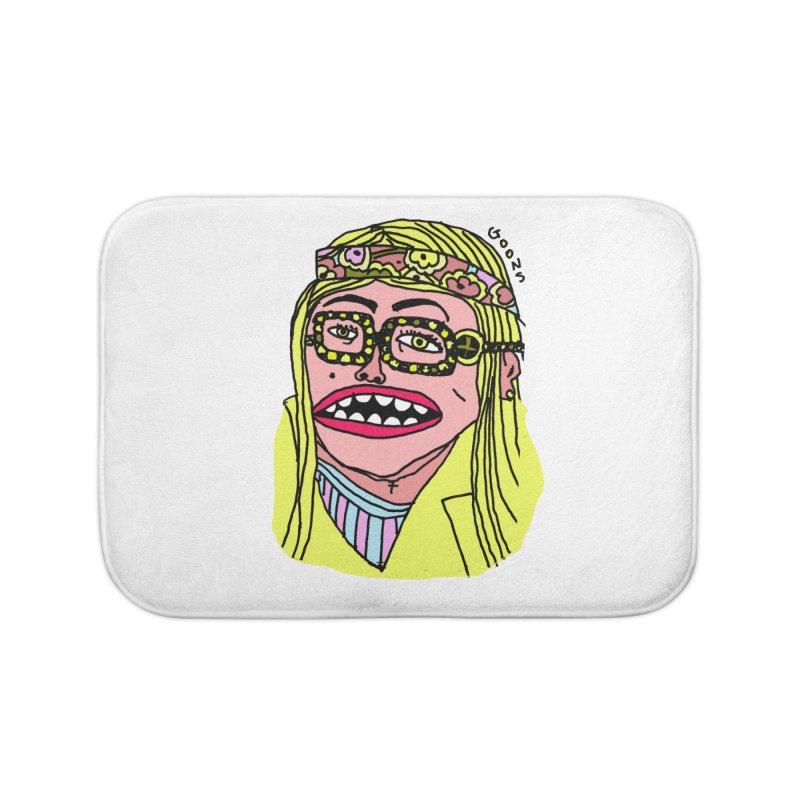 Goonoyello Home Bath Mat by GOONS