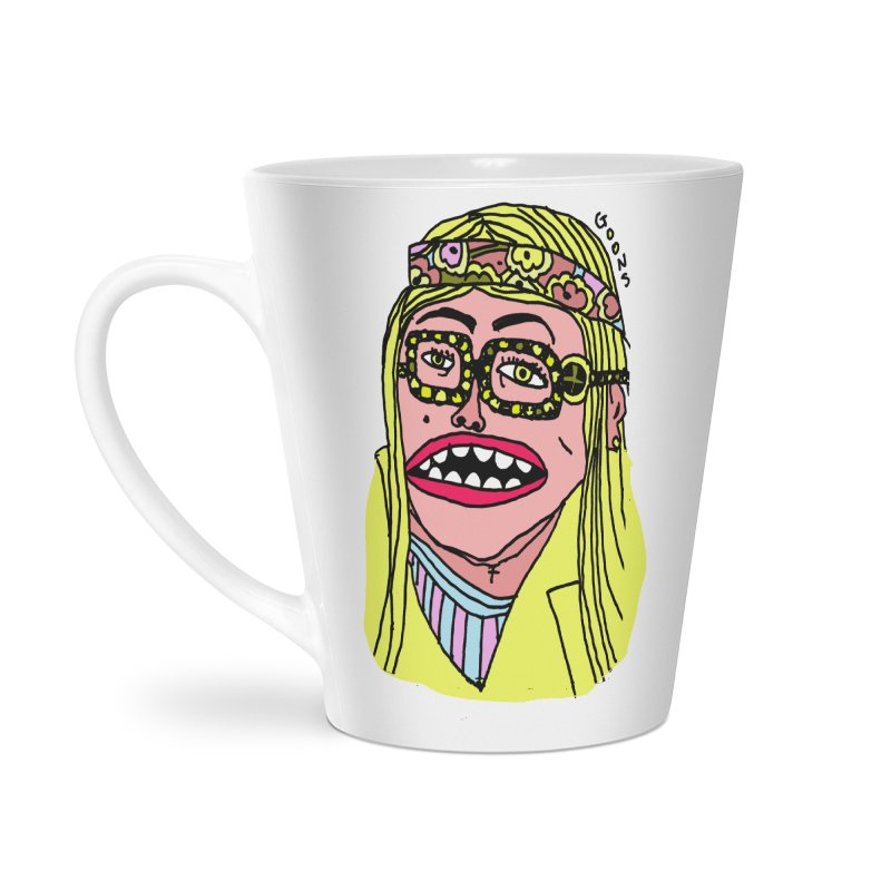 Goonoyello Accessories Latte Mug by GOONS