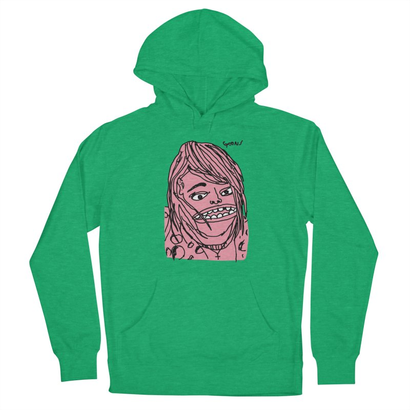 Goonik Men's French Terry Pullover Hoody by GOONS