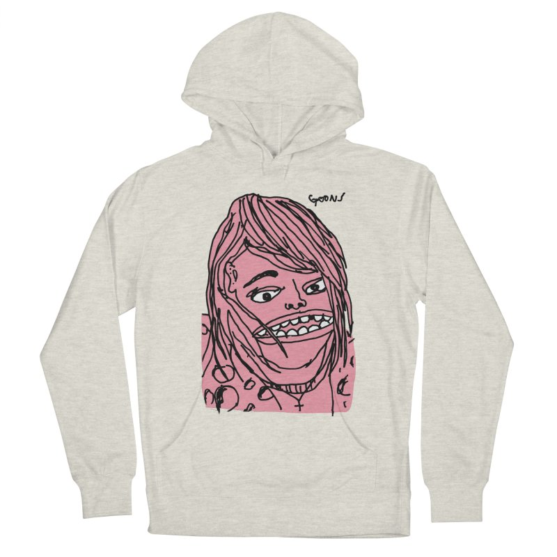 Goonik Women's French Terry Pullover Hoody by GOONS