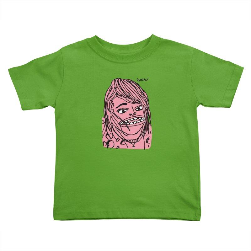 Goonik Kids Toddler T-Shirt by GOONS