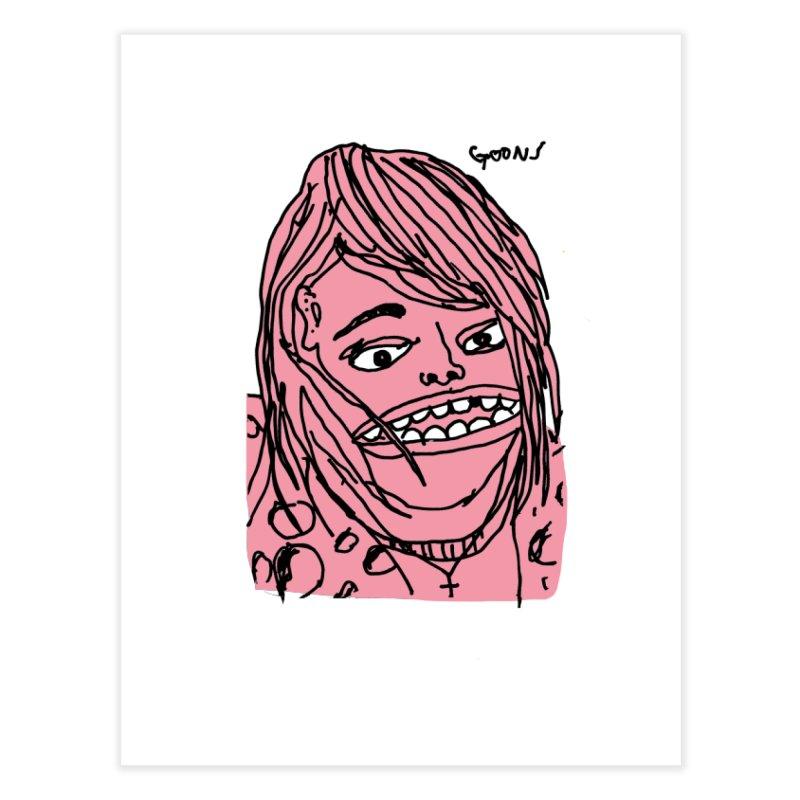 Goonik Home Fine Art Print by GOONS