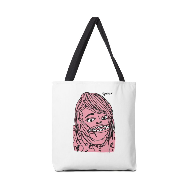 Goonik Accessories Tote Bag Bag by GOONS