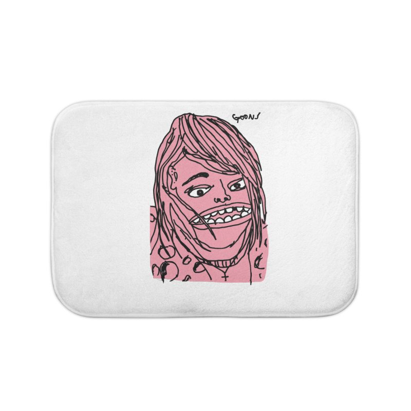 Goonik Home Bath Mat by GOONS