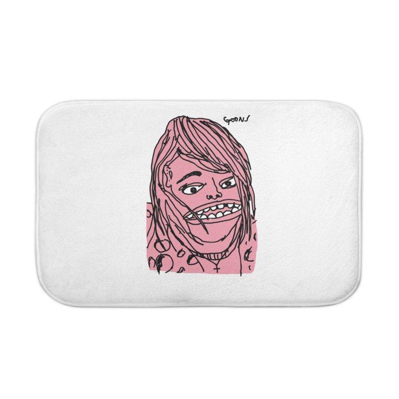 Goonik Home Bath Mat by GOONS