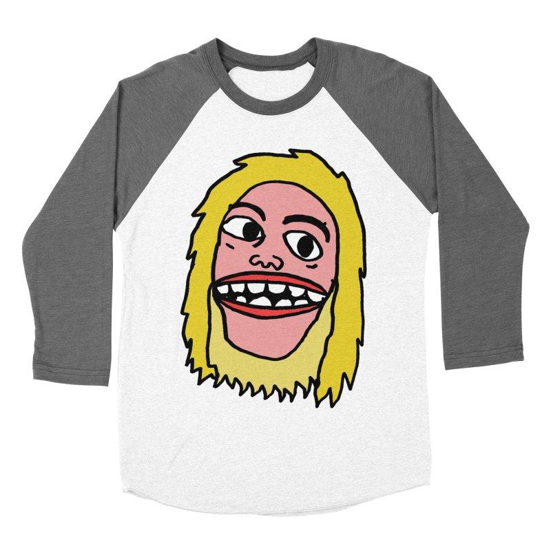 Goonus Women's Baseball Triblend Longsleeve T-Shirt by GOONS