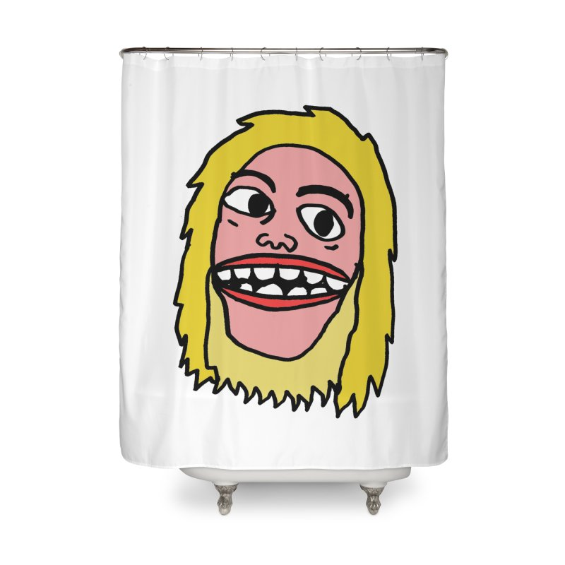 Goonus Home Shower Curtain by GOONS
