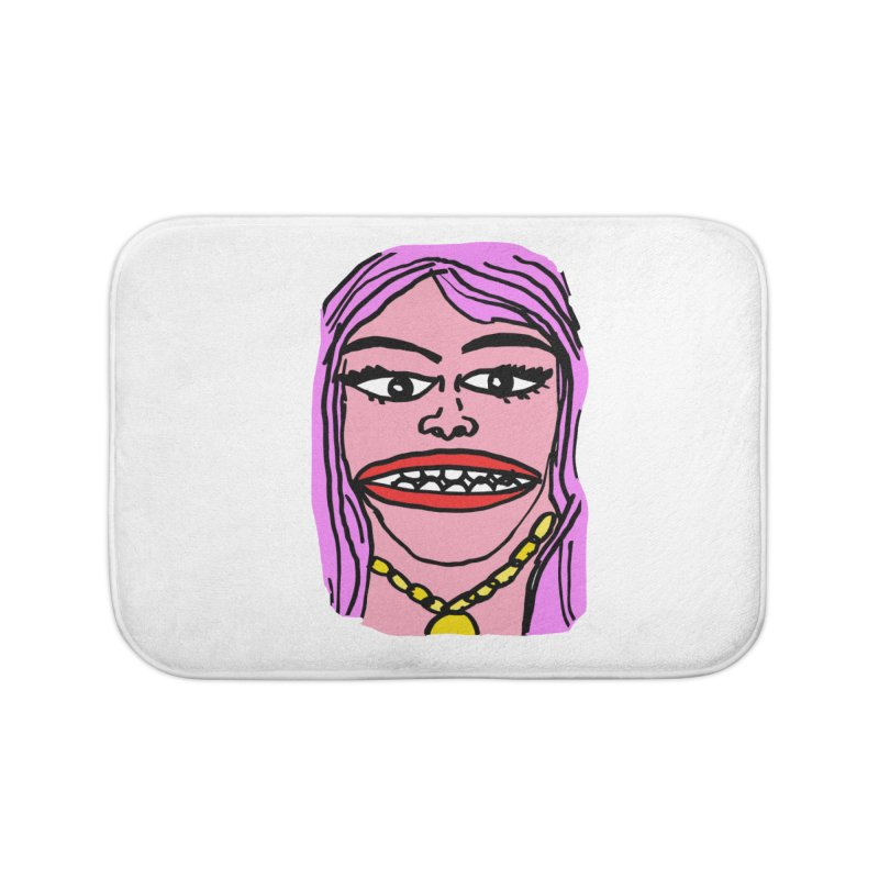 Goonly Home Bath Mat by GOONS
