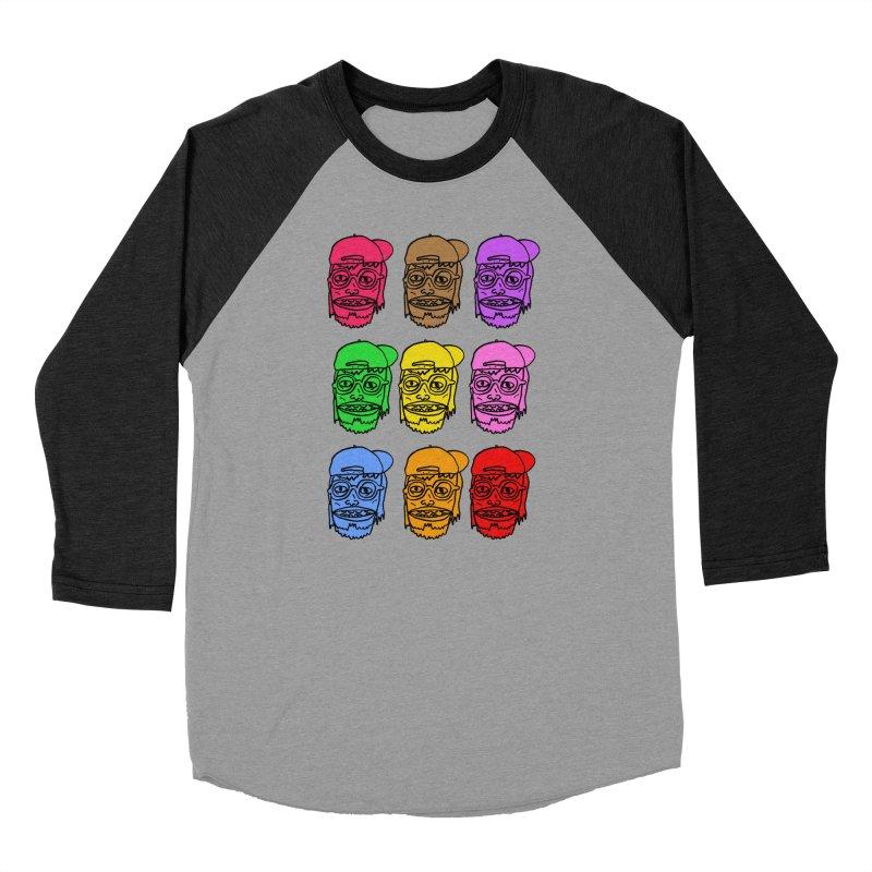 Goonlor Men's Baseball Triblend Longsleeve T-Shirt by GOONS