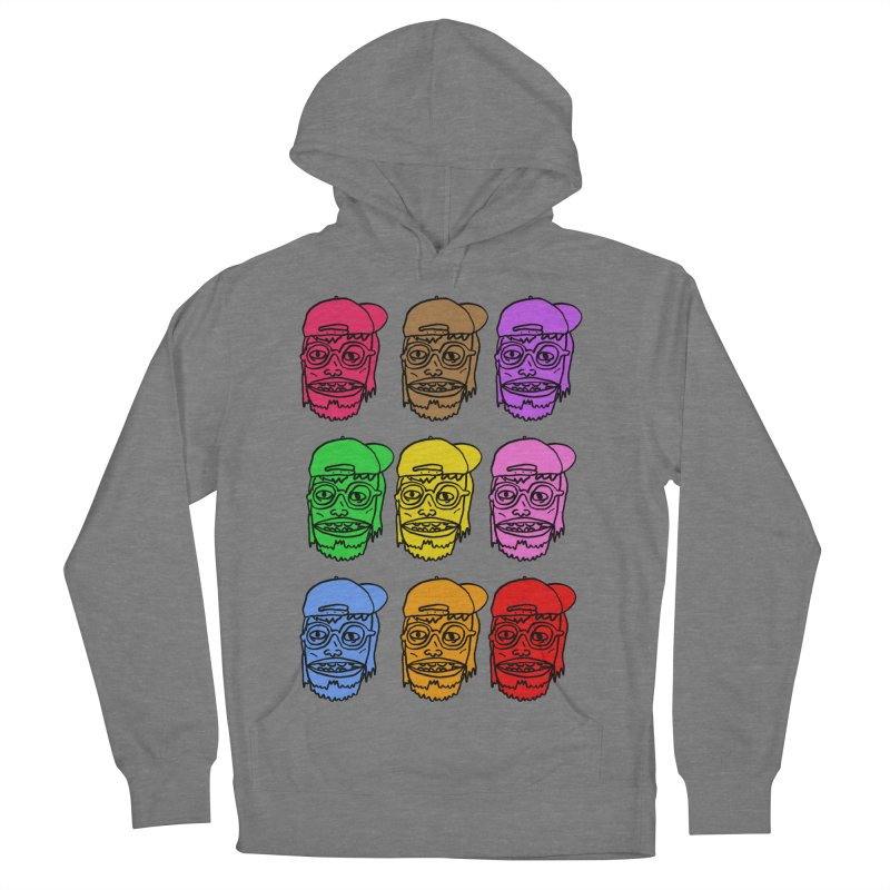 Goonlor Women's French Terry Pullover Hoody by GOONS