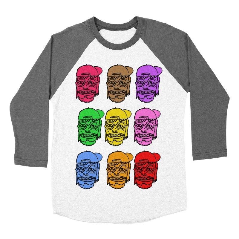 Goonlor Women's Baseball Triblend Longsleeve T-Shirt by GOONS
