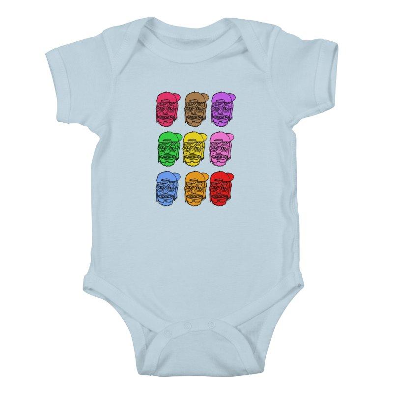 Goonlor Kids Baby Bodysuit by GOONS