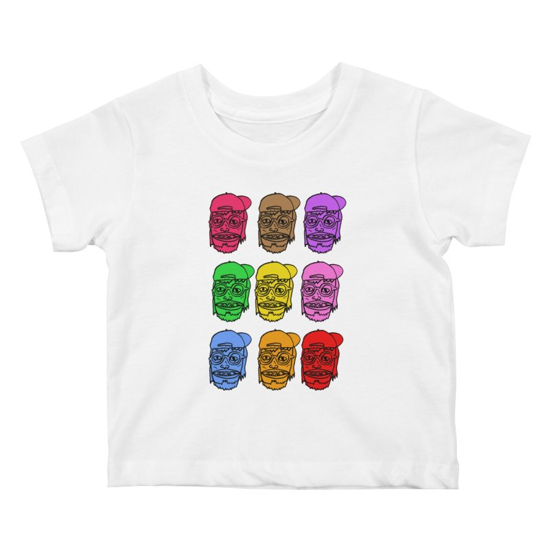 Goonlor Kids Baby T-Shirt by GOONS