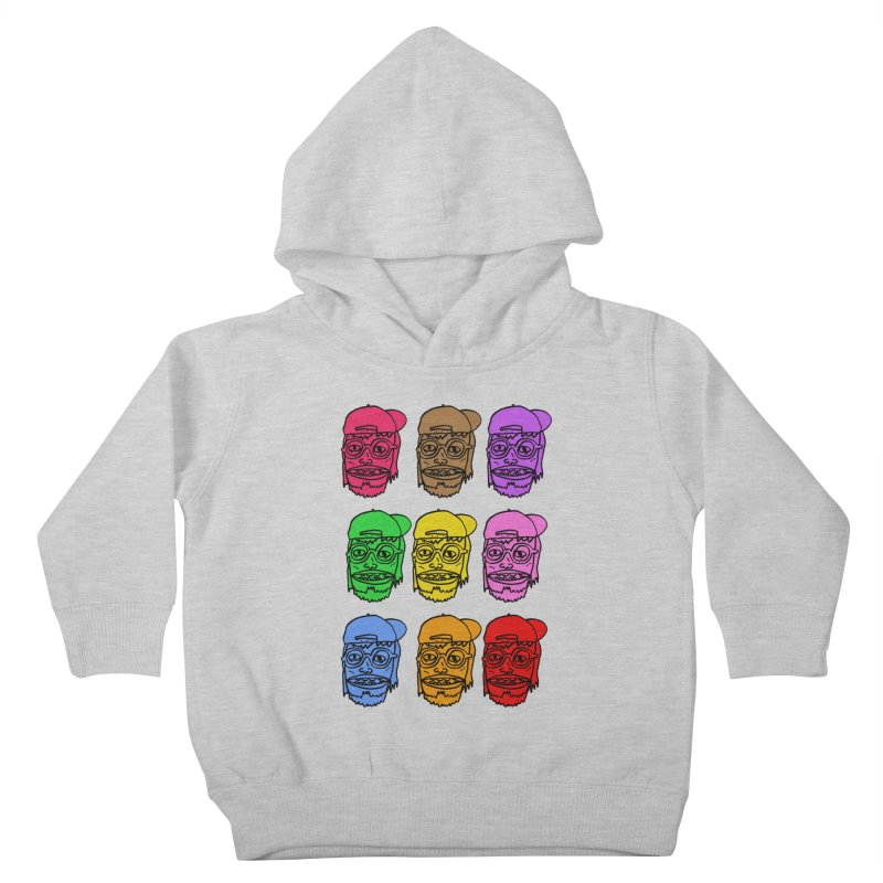 Goonlor Kids Toddler Pullover Hoody by GOONS