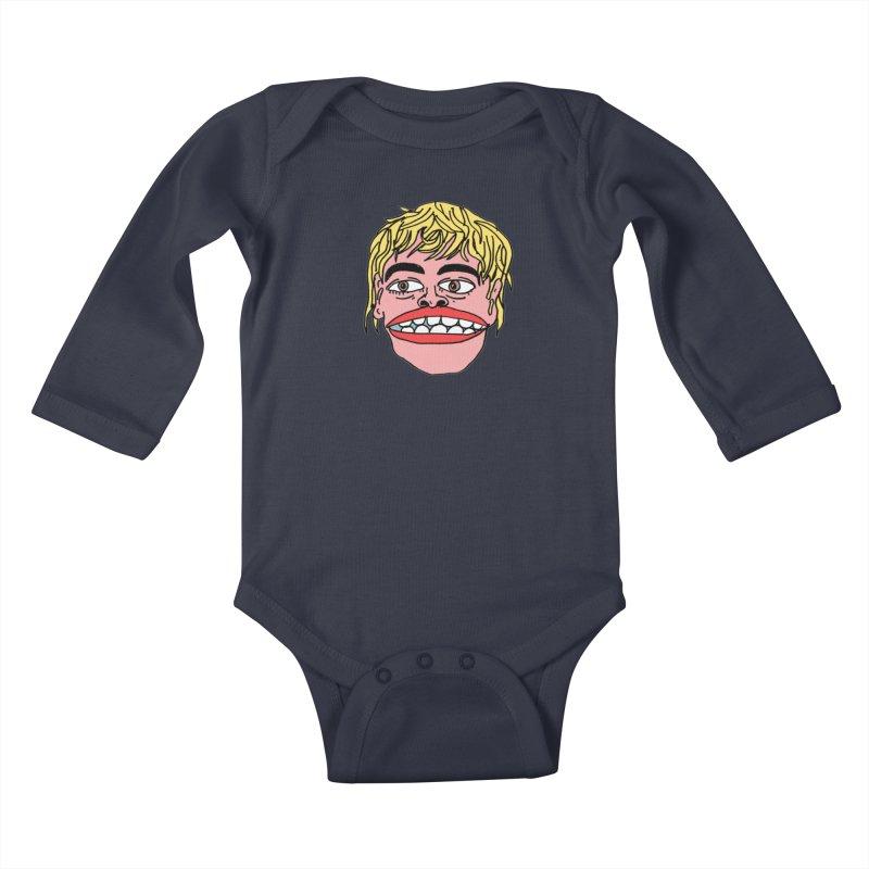 Goonde Kids Baby Longsleeve Bodysuit by GOONS
