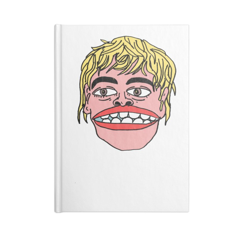 Goonde Accessories Lined Journal Notebook by GOONS