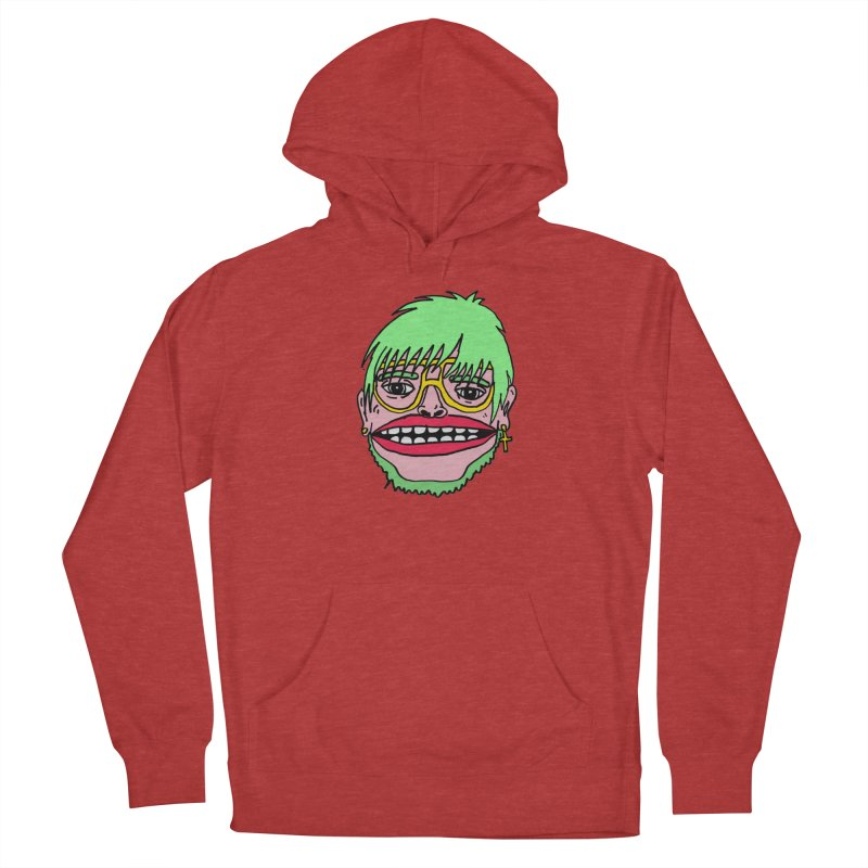Goonene Women's French Terry Pullover Hoody by GOONS