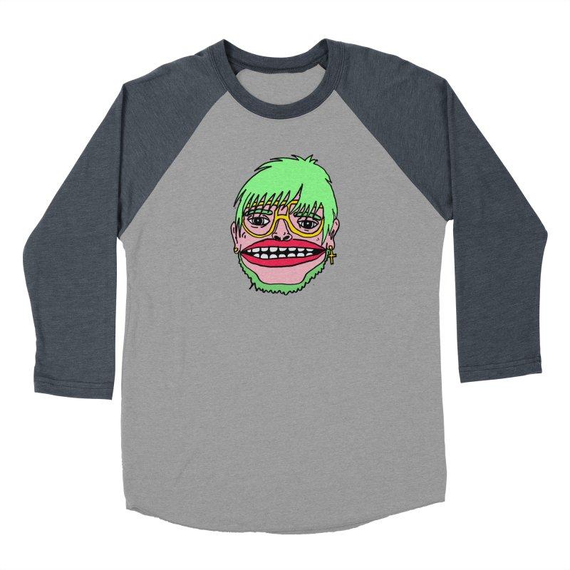 Goonene Men's Baseball Triblend Longsleeve T-Shirt by GOONS