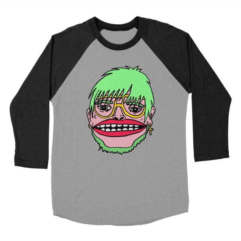 Goonene Women's Baseball Triblend Longsleeve T-Shirt by GOONS