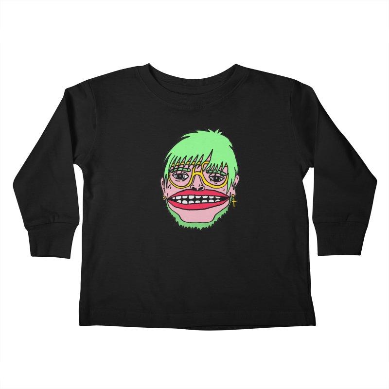 Goonene Kids Toddler Longsleeve T-Shirt by GOONS