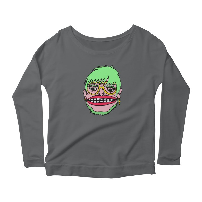 Goonene Women's Scoop Neck Longsleeve T-Shirt by GOONS