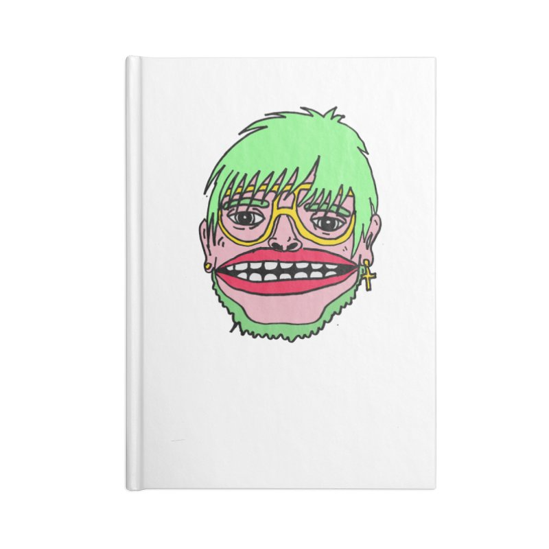 Goonene Accessories Lined Journal Notebook by GOONS