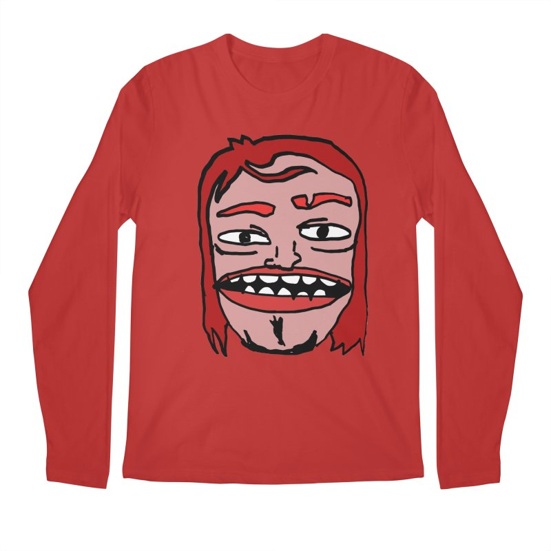 Goonvil Men's Regular Longsleeve T-Shirt by GOONS