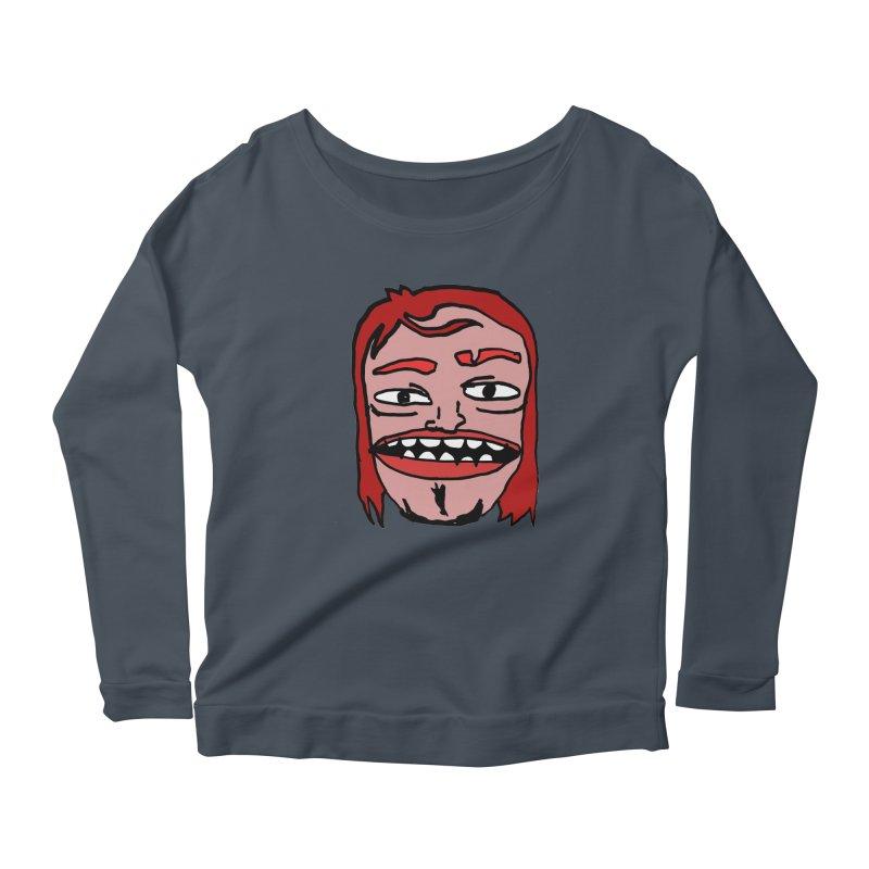 Goonvil Women's Scoop Neck Longsleeve T-Shirt by GOONS