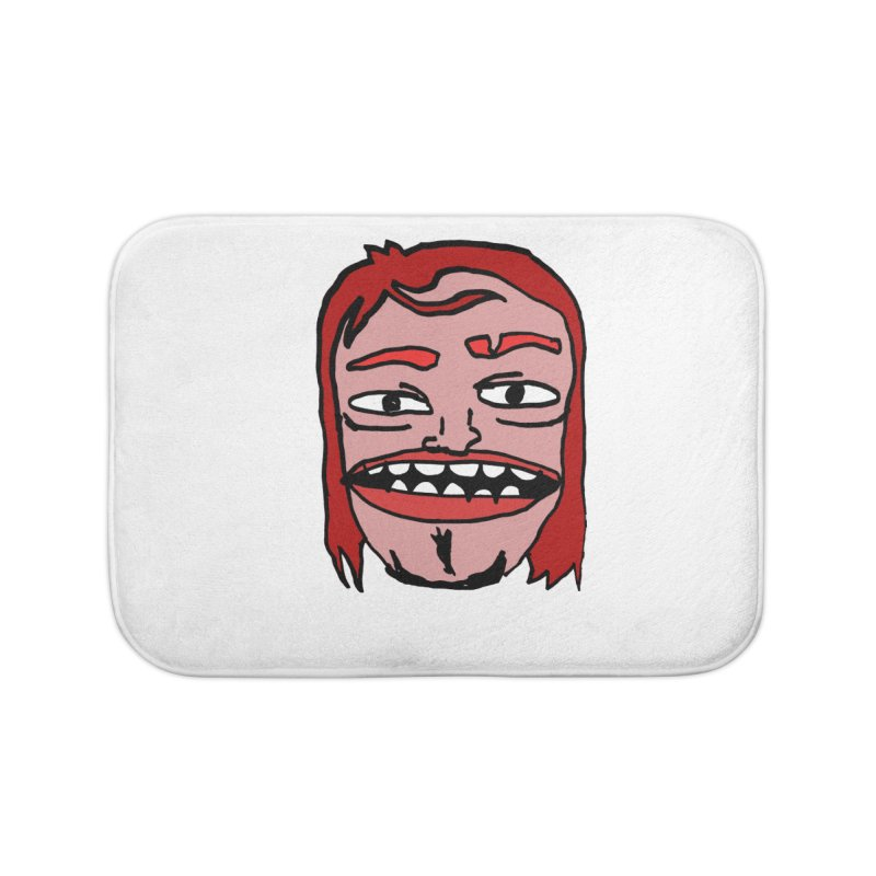 Goonvil Home Bath Mat by GOONS