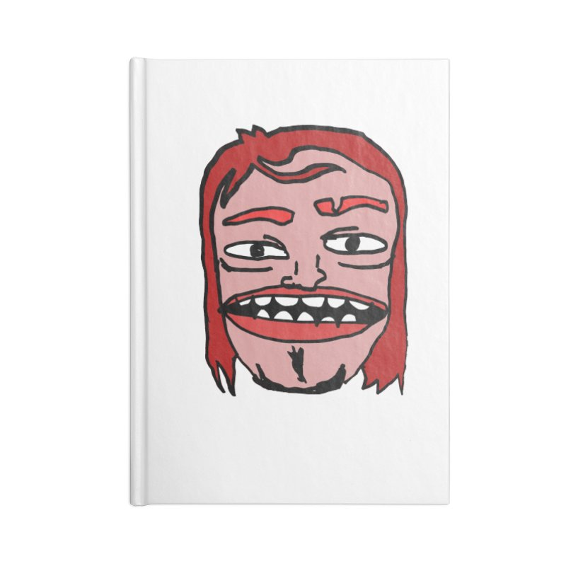 Goonvil Accessories Lined Journal Notebook by GOONS