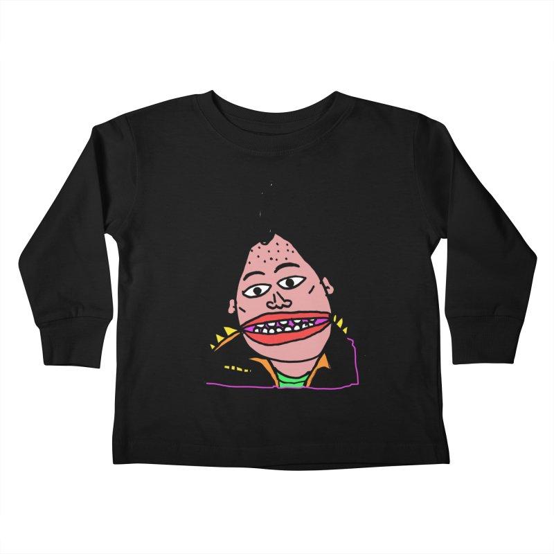 Gunk Kids Toddler Longsleeve T-Shirt by GOONS