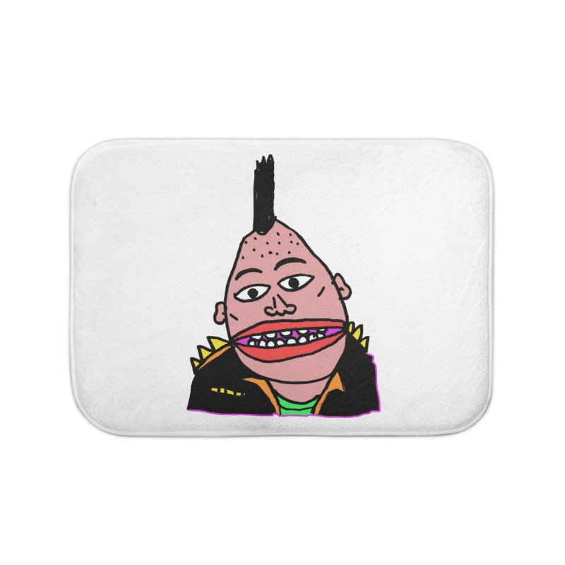 Gunk Home Bath Mat by GOONS