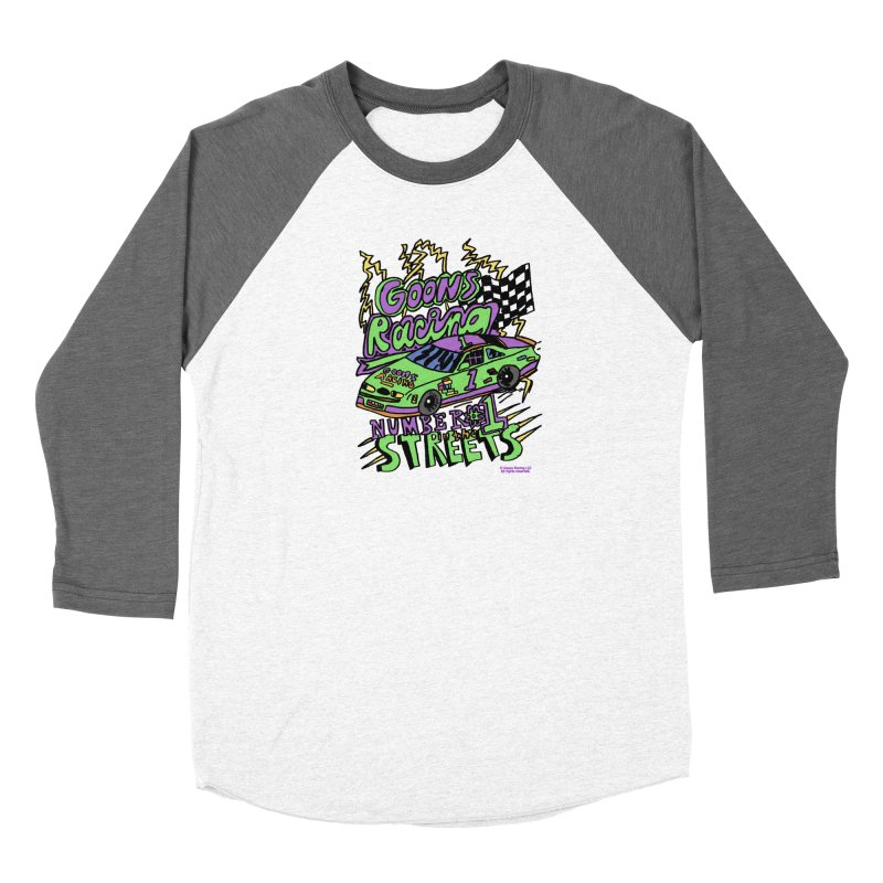 Goons Racing #1 In The Streets Women's Longsleeve T-Shirt by GOONS