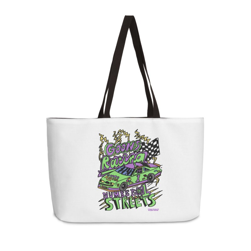 Goons Racing #1 In The Streets Accessories Bag by GOONS