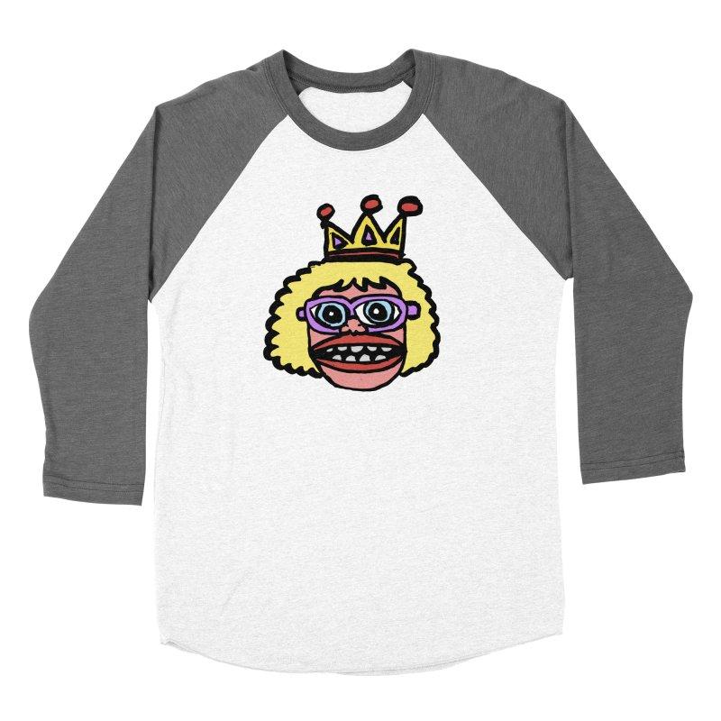 King Men's Baseball Triblend Longsleeve T-Shirt by GOONS