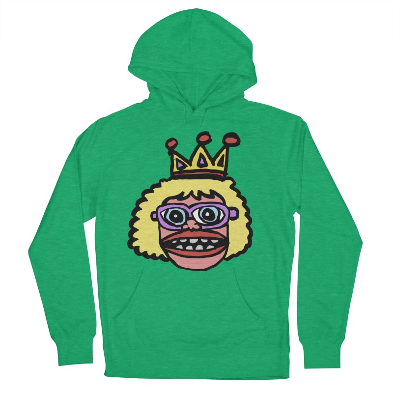 King Women's French Terry Pullover Hoody by GOONS