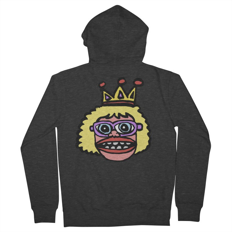 King Men's French Terry Zip-Up Hoody by GOONS