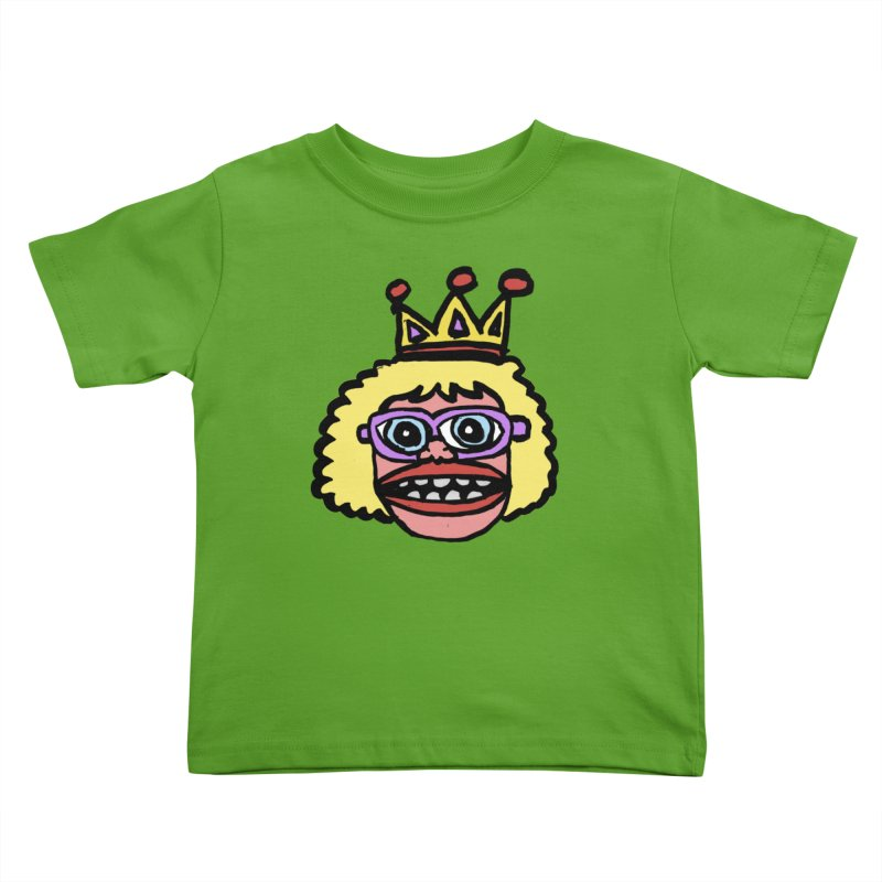 King Kids Toddler T-Shirt by GOONS