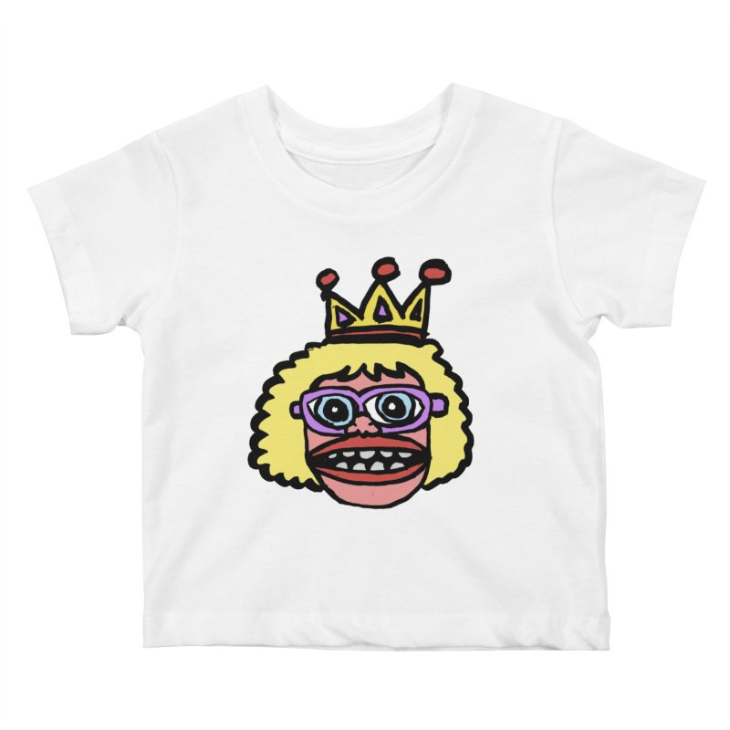 King Kids Baby T-Shirt by GOONS