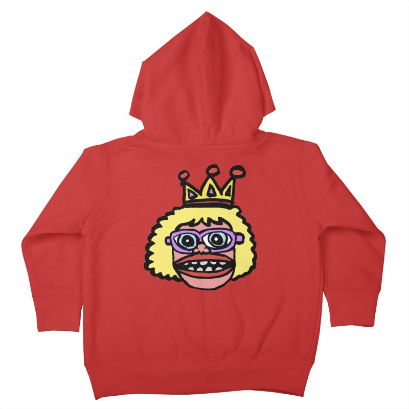 King Kids Toddler Zip-Up Hoody by GOONS