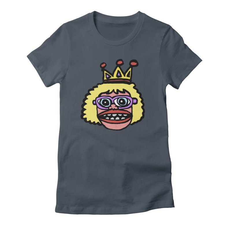 King Women's T-Shirt by GOONS