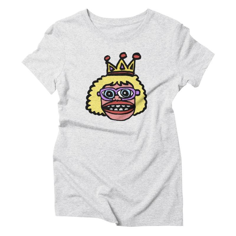 King Women's T-Shirt by GOONS