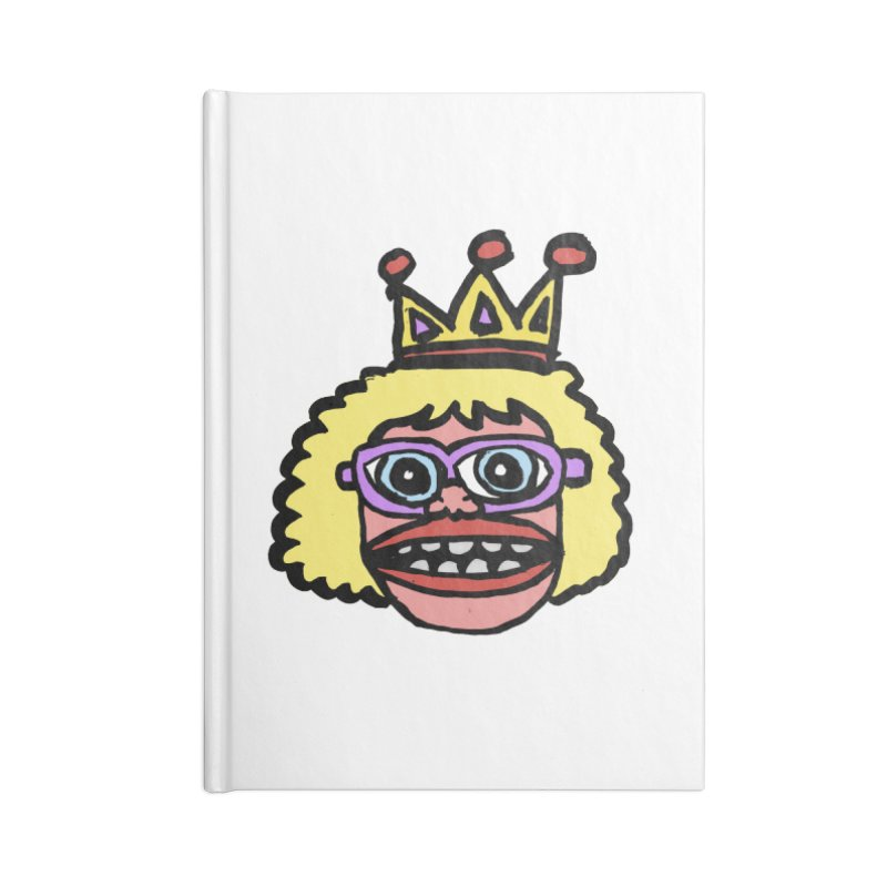 King Accessories Lined Journal Notebook by GOONS