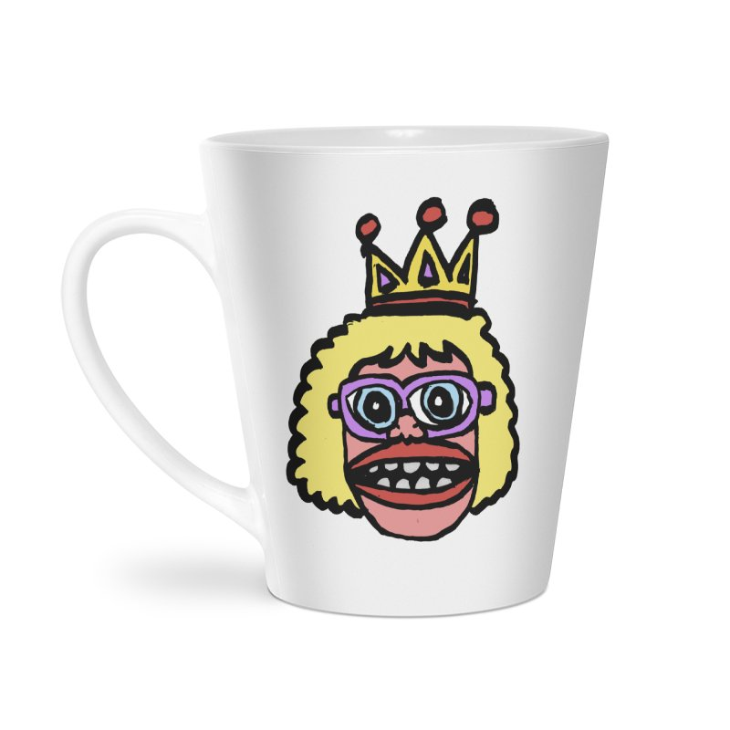 King Accessories Latte Mug by GOONS