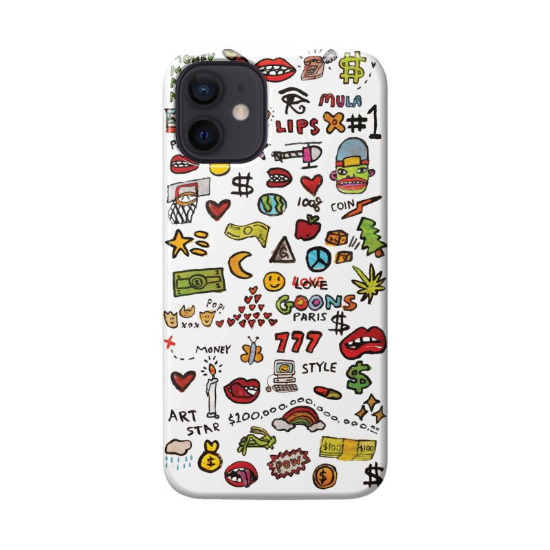 MULA Accessories Phone Case by GOONS