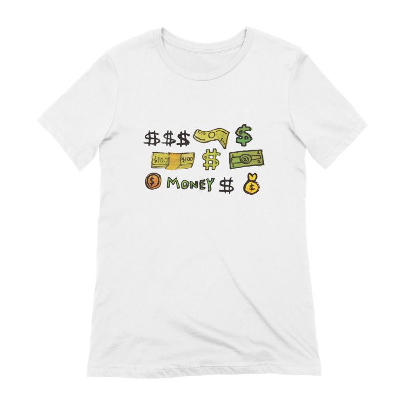 Money Women's T-Shirt by GOONS