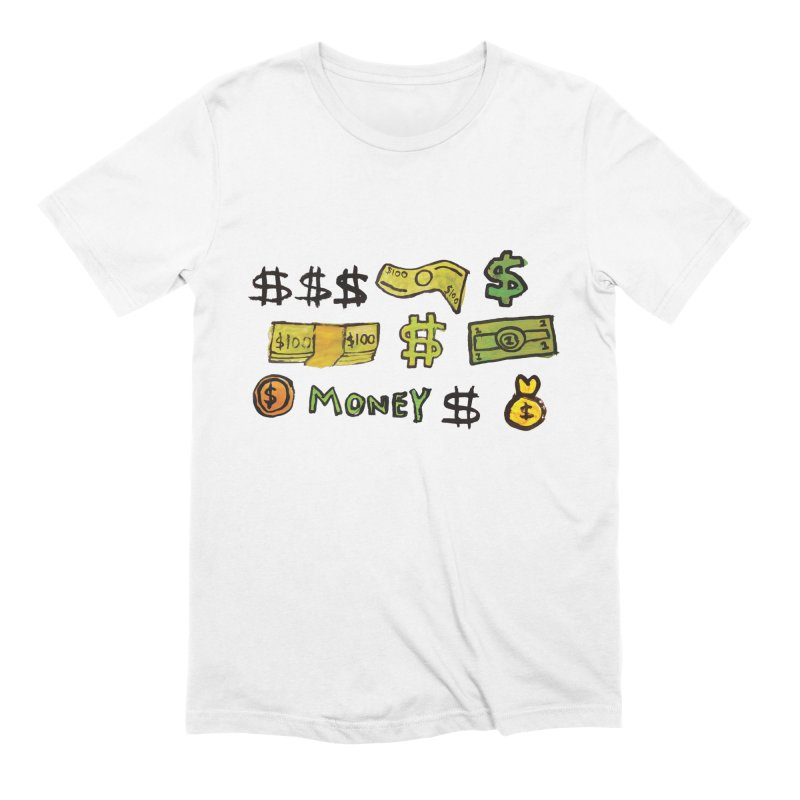 Money Men's T-Shirt by GOONS